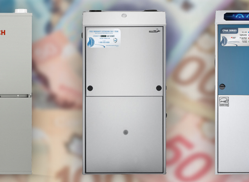 Save money with furnaces