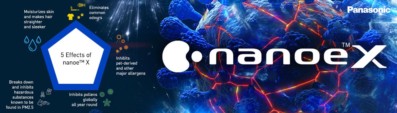Panasonic nanoe X